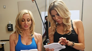 Camille Grammer and Brandi Glanville Guest Star on 90210: First Look!