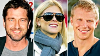 Gerard Butler Admits He Slept With Brandi Glanville; Elin Nordegren Dates a Billionaire; Sean Lowe Wants to Marry Catherine Giudici