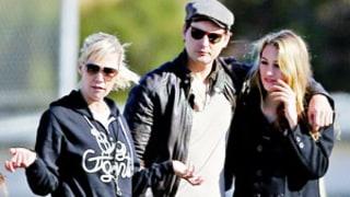 Celebrity Exes Reunited