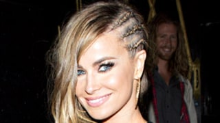 Carmen Electra Rocks Cornrows in Hollywood: Picture
