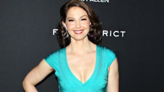 Ashley Judd Wows in Figure-Hugging, Low-Cut Dress on Red Carpet Just Weeks After Split From Husband Dario Franchitti