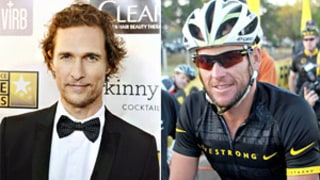 Matthew McConaughey on Lance Armstrong's Doping Scandal: