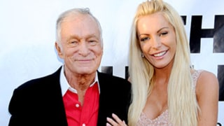 Hugh Hefner Claims He's Slept With