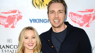 Kristen Bell Tweets About Baby Girl Lincoln, Compares Daughter to a
