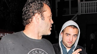 Robert Pattinson, Vince Vaughn, Joaquin Phoenix Enjoy Boys' Night Out in L.A.: Pictures