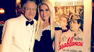 Hugh Hefner Turns 87: Playboy Founder Celebrates Birthday With Wife Crystal Harris