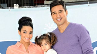 Courtney Mazza: Mario Lopez Is