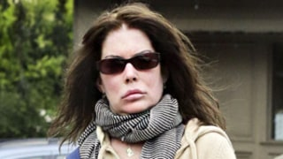 Lara Flynn Boyle Looks Unrecognizable During Outing