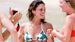 Rachel Bilson Reveals Slender Bikini Body, Vacations With Shirtless Hayden Christensen