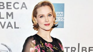 Evan Rachel Wood on Pregnancy: Maternity Pants Are
