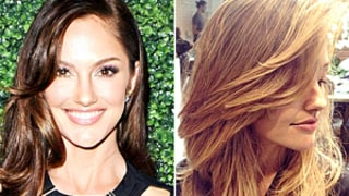 Minka Kelly Goes Blonde: