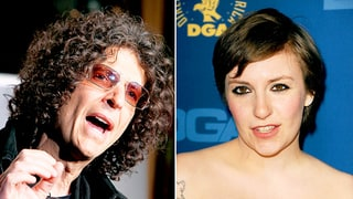 Howard Stern vs. Lena Dunham