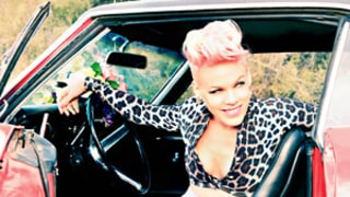 Pink Reveals She Dated 'N Sync's Joey Fatone, Calls Herself a