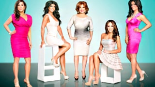 Real Housewives of New Jersey Season 5 Trailer: Teresa Giudice and Melissa Gorga's Husbands Brawl at Family Event