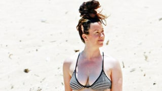 Alanis Morissette Wears Bikini With