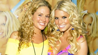 Jessica Simpson Makes Motherhood