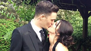 Shenae Grimes' Black Wedding Dress: 90210 Star Chooses Vera Wang!