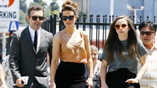 Kate Beckinsale Spends Mother's Day With Lookalike Daughter and Ex Michael Sheen