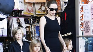 Angelina Jolie Double Mastectomy: Her Kids