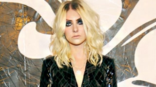 Taylor Momsen Gets Glamorous Makeover at Versace Versus Event