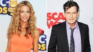 Denise Richards on Caring for Charlie Sheen, Brooke Mueller's Kids: