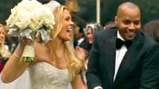 CaCee Cobb Marries Donald Fasion: See Their Backyard Wedding