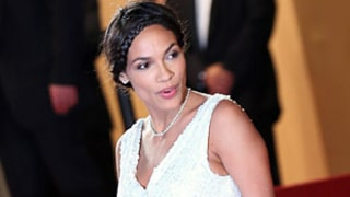 Rosario Dawson Flashes Underwear, Suffers Wardrobe Malfunction at Cannes
