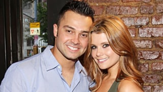 JoAnna Garcia and Nick Swisher: