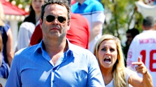 Vince Vaughn Gets Recognized at Disneyland, Shocked Fans Make Hilarious Faces