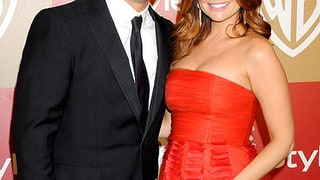 Joanna Garcia and Nick Swisher