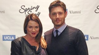 Danneel Harris Steps Out With Jensen Ackles: See Her Huge Baby Bump!