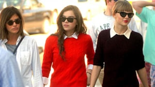 Taylor Swift, Jessica Szohr, Hailee Steinfeld Have Girls' Weekend in Rhode Island: Picture