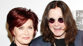 Sharon Osbourne Says Ozzy Is Sober Again: 'I Feel Like the Luckiest Woman in the World'