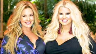 CaCee Cobb Celebrates Baby Shower With Pregnant Best Friend Jessica Simpson