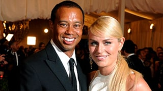 Lindsey Vonn on Boyfriend Tiger Woods: