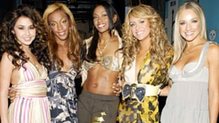 Danity Kane Reunion Lunch: