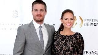 Stephen Amell's Wife Cassandra Jean Is Pregnant: See Her Baby Bump!
