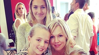 Jennie Garth Celebrates Daughters' Graduation After Finalizing Divorce