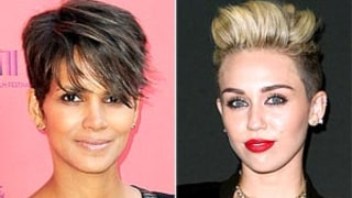 Halle Berry's, Miley Cyrus' Buzzed Hairstyles: Is This a New Trend?