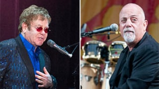 Billy Joel, Elton John End Feud at Songwriters Hall of Fame: