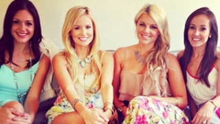 Desiree Hartsock, Emily Maynard, Ali Fedotowsky, Ashley Hebert Meet Up