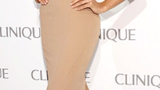 Stacy Keibler: Dramatically Different Party Hosted by Clinique