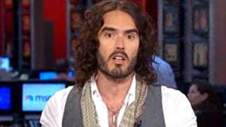 Russell Brand Mocks MSNBC Anchors, Teaches Them a Lesson in
