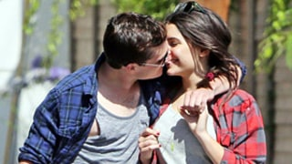 Josh Hutcherson Dating Claudia Traisac: See the Costars Kiss!