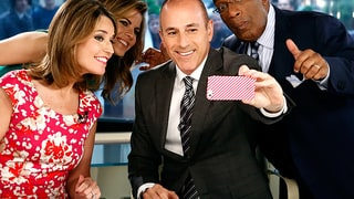 Today Show's Most Memorable Moments