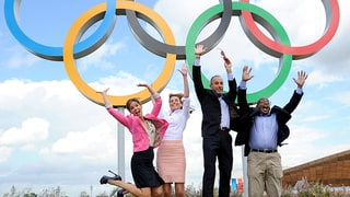 Today Goes to the Olympics, 2012