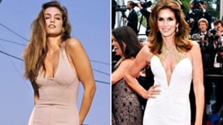 Supermodels: Then and Now