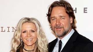 Russell Crowe, Danielle Spencer Reunite For Family Dinner 9 Months After Split