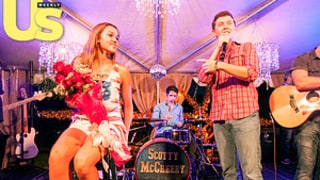 Scotty McCreery Performs at Sweet 16 for Duck Dynasty Star's Daughter