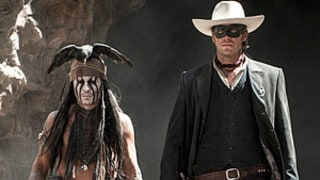 The Lone Ranger Review: The Johnny Depp Movie Is a